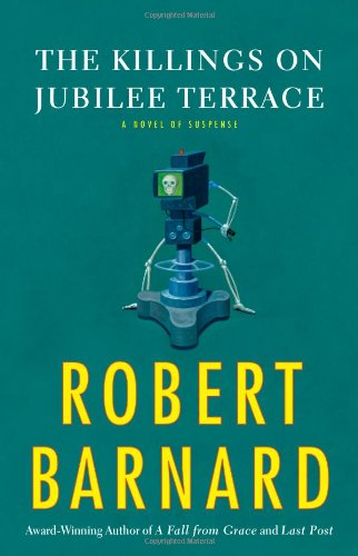 9781416559429: The Killings on Jubilee Terrace: A Novel of Suspense