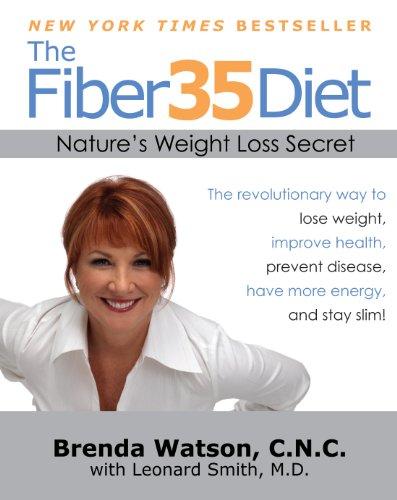 9781416560098: The Fiber35 Diet: Nature's Weight Loss Secret