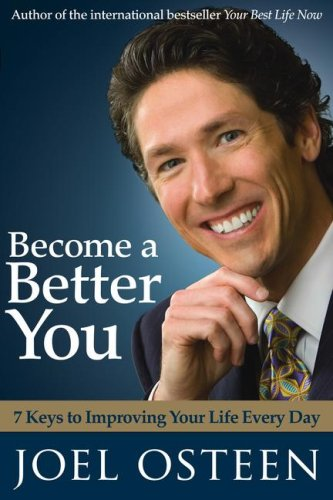9781416560586: Become a Better You 7 Keys to Improving Your Life Every Day