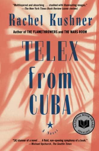 9781416561040: Telex from Cuba: A Novel