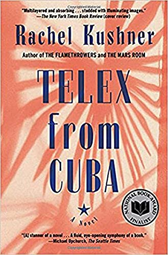 9781416561040: Telex from Cuba: A Novel