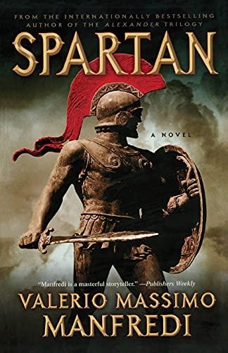 9781416561606: Spartan: A Novel