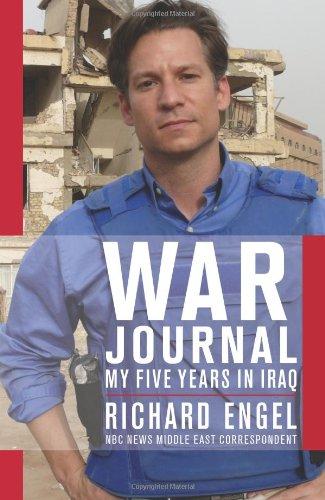 9781416563044: War Journal: My Five Years in Iraq