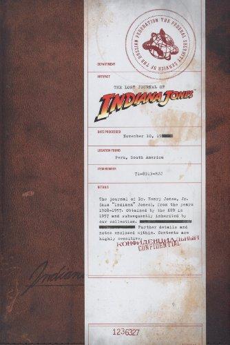 9781416563150: The Lost Journal of Indiana Jones