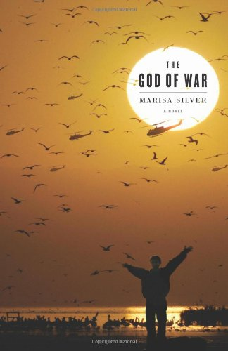 9781416563167: The God of War: A Novel