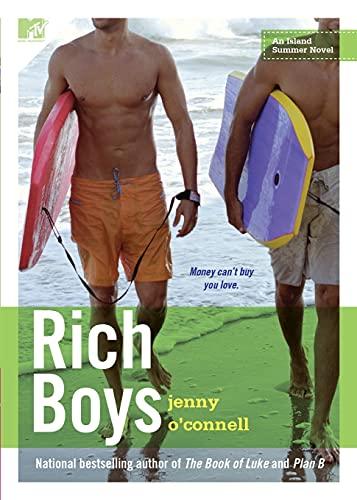9781416563365: Rich Boys (Island Summer Novels)