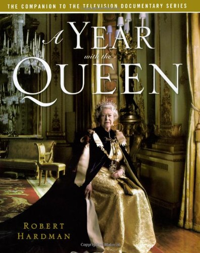 9781416563488: A Year with the Queen