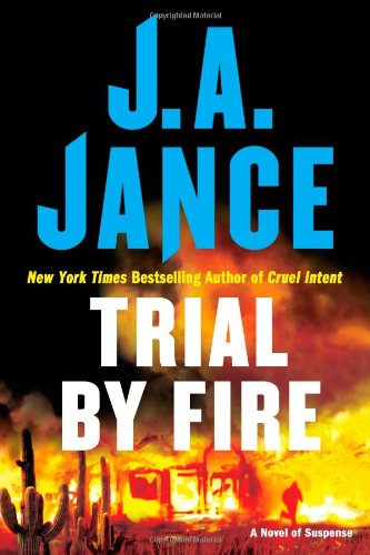 9781416563808: Trial by Fire: A Novel of Suspense