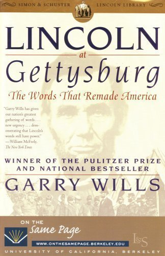 9781416565734: Lincoln at Gettysburg