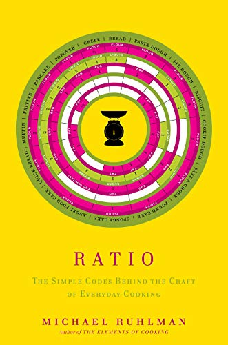 9781416566113: Ratio: The Simple Codes Behind the Craft of Everyday Cooking