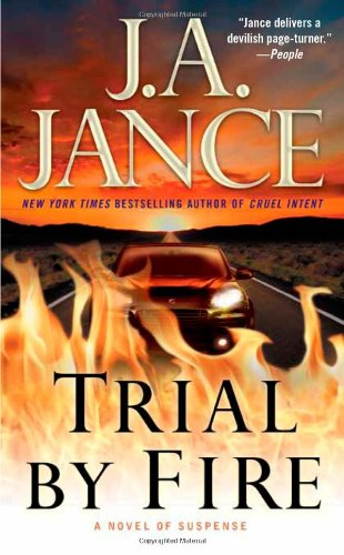9781416566366: Trial by Fire: A Novel of Suspense (Ali Reynolds Series)