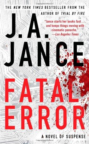9781416566373: Fatal Error: A Novel (Ali Reynolds Series)