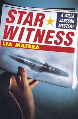 9781416567707: Star Witness: A Willa Jansson Mystery