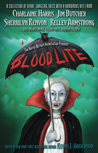 9781416567837: Blood Lite: An Anthology of Humorous Horror Stories Presented by the Horror Writers Association