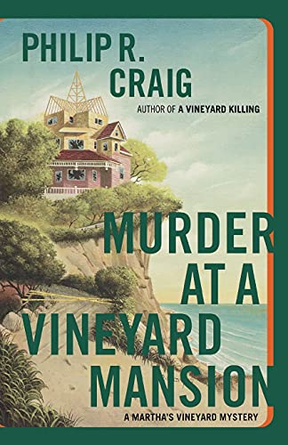 9781416569510: Murder at a Vineyard Mansion: A Martha's Vineyard Mystery