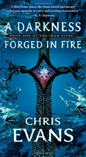 9781416570523: A Darkness Forged in Fire: Book One of the Iron Elves