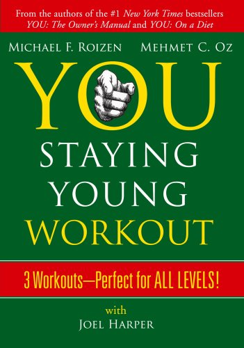 9781416570851: You, Staying Young Workout