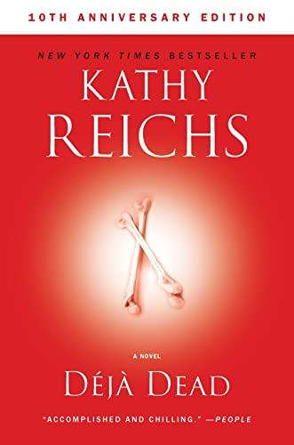 9781416570981: Deja Dead (Temperance Brennan Novels)