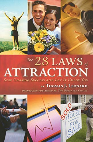 9781416571032: The 28 Laws of Attraction: Stop Chasing Success and Let It Chase You