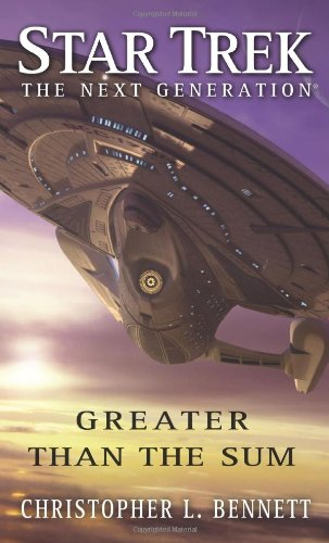 9781416571322: Greater Than the Sum (Star Trek, the Next Generation)