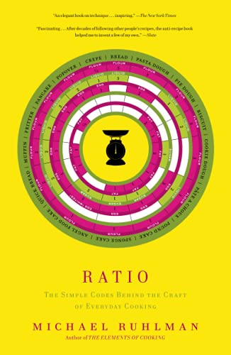 9781416571728: Ratio: The Simple Codes Behind the Craft of Everyday Cooking