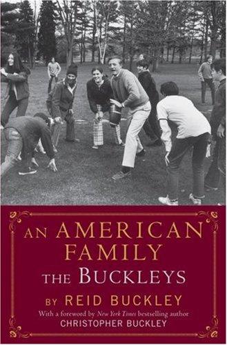 An American Family: The Buckleys: Buckley, Reid