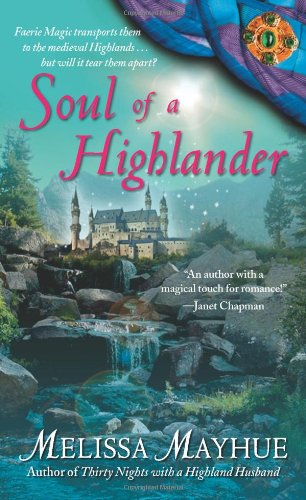 9781416572589: Soul of a Highlander (Daughters of the Glen)