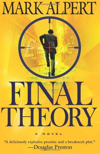 9781416572879: Final Theory: A Novel