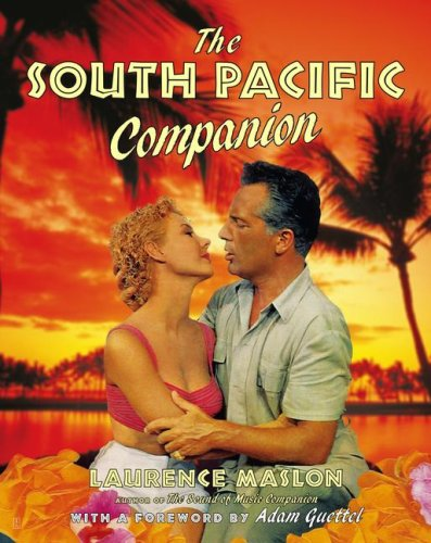 The South Pacific Companion (1416573135) by Maslon, Laurence