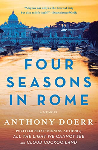 9781416573166: Four Seasons in Rome: On Twins, Insomnia, and the Biggest Funeral in the History of the World