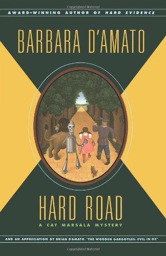 Hard Road: A Cat Marsala Mystery (141657512X) by D'Amato, Barbara