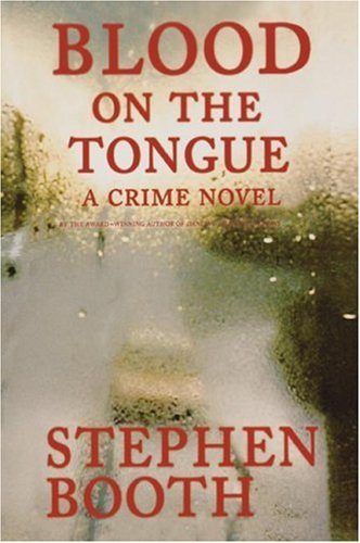 9781416575290: Blood on the Tongue: A Crime Novel