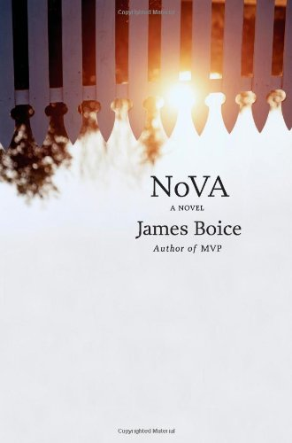 9781416575429: NoVA: A Novel