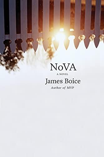 9781416575436: NoVA: A Novel
