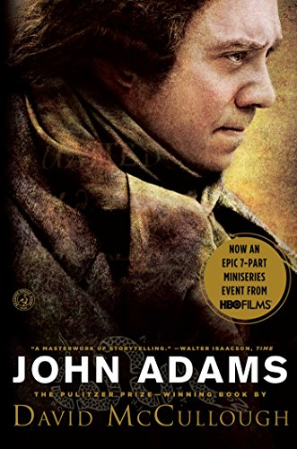 9781416575887: John Adams Movie Tie In