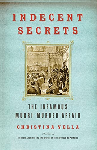 9781416576044: Indecent Secrets: The Infamous Murri Murder Affair