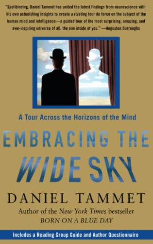 9781416576181: Embracing the Wide Sky: A Tour Across the Horizons of the Mind