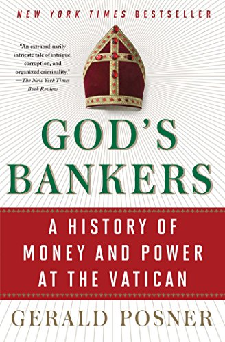 9781416576594: God's Bankers: A History of Money and Power at the Vatican