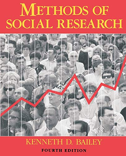 9781416576945: Methods of Social Research, 4th Edition