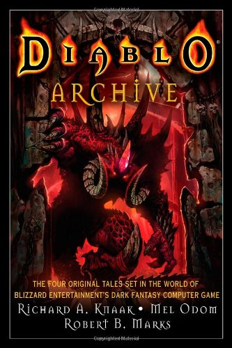 9781416576990: Diablo Archive: Legacy of Blood, The Kingdom of Shadow, Moon of the Spider & Demonsbane