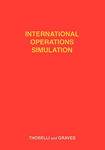9781416577553: International Operations Simulation