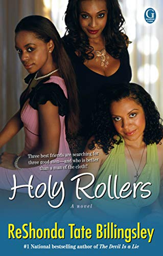 9781416578055: Holy Rollers