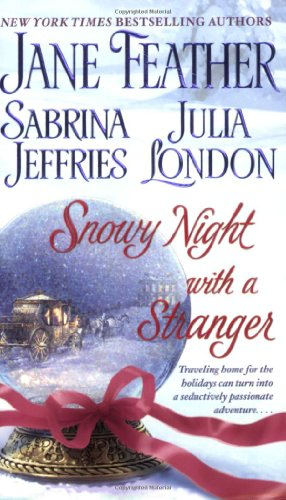 9781416578222: Snowy Night with a Stranger (The School for Heiresses)