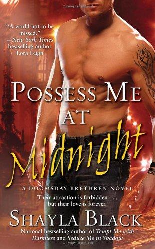 9781416578468: Possess Me at Midnight (The Doomsday Brethren, Book 3)