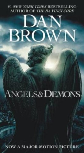 9781416578741: Angels & Demons - Movie Tie-In