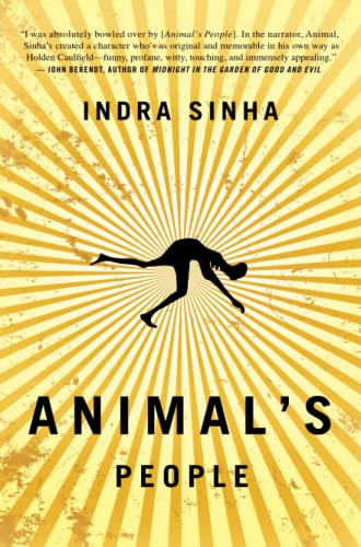 9781416578796: Animal's People: A Novel
