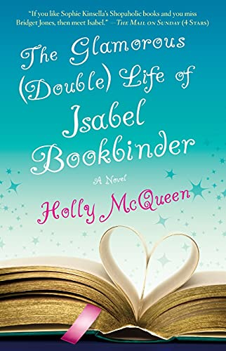 9781416580676: The Glamorous (Double) Life of Isabel Bookbinder: A Novel