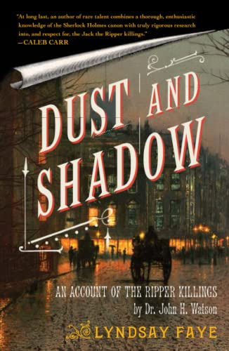 9781416583318: Dust and Shadow: An Account of the Ripper Killings