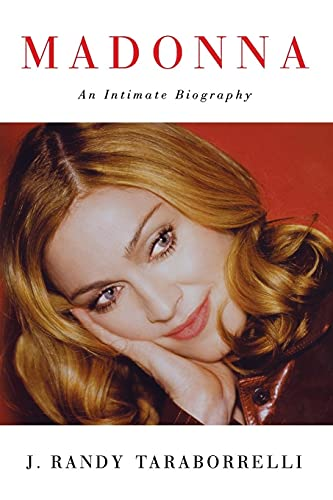 9781416583462: Madonna: An Intimate Biography
