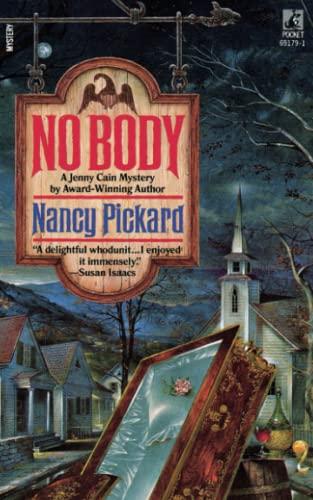 9781416583738: No Body (Jenny Cain Mysteries, No. 3)